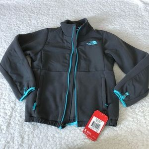 The North Face fleece Denali jacket